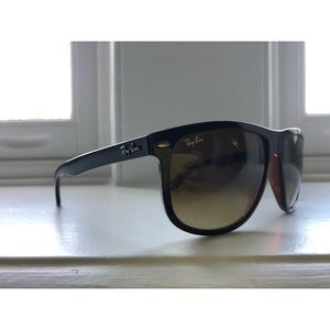 RB4147 RayBans, Brown, Oversized
